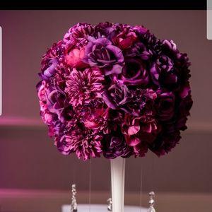 Flower Balls (Wedding/Event Centerpieces)